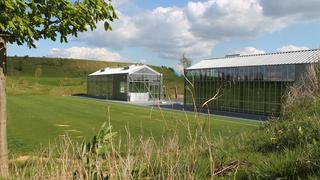 """Das Trainingsareal der """"Kölner Golfschule"""" 215"""