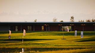 """Das Trainingsareal der """"Kölner Golfschule"""" 100"""